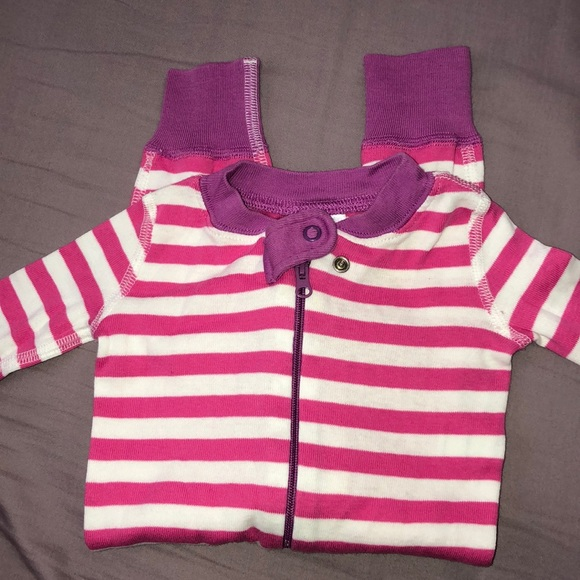Hanna Andersson Other - Hanna Andersson Organic 0-6 mos pajamas